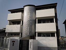 京かも川 桜邸[3階]の外観