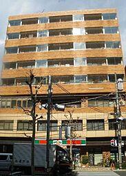 東京都豊島区南大塚1丁目の賃貸マンションの外観