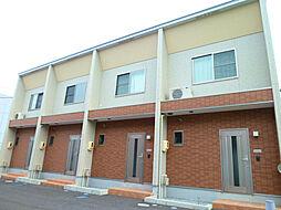 静岡県浜松市浜北区新原の賃貸アパートの外観