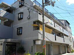 平山ハイツ[302号室]の外観