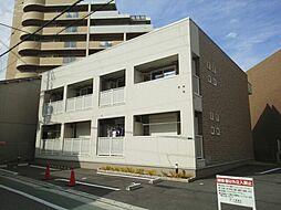 大阪府門真市浜町の賃貸アパートの外観