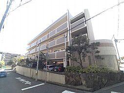 兵庫県芦屋市翠ケ丘町の賃貸マンションの外観