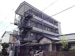 ビューハイツ北斗[3階]の外観