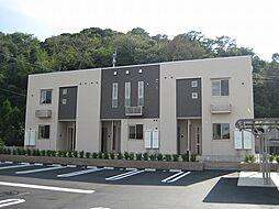 徳島県徳島市南庄町2丁目の賃貸アパートの外観