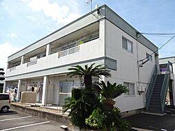 レジデンス妙興寺[2階]の外観
