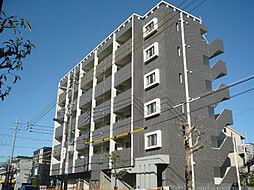 大阪府茨木市別院町の賃貸マンションの外観