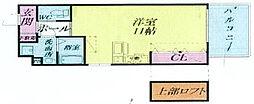 エスペランサ西天満[405号室]の間取り