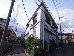 山下荘[201号室]の外観