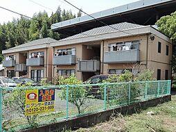 福岡県北九州市八幡西区上上津役3丁目の賃貸アパートの外観