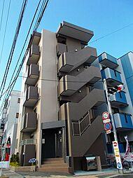 兵庫県明石市西明石町5丁目の賃貸マンションの外観