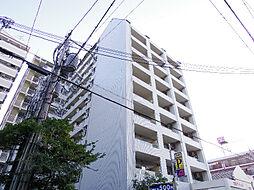 大阪府大阪市東成区神路4丁目の賃貸マンションの外観