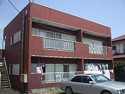 堀口ハイツ B棟[102号室]の外観