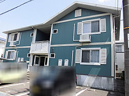 高知県高知市みづき2丁目の賃貸アパートの外観