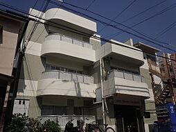 ライオンズマンション三条口[3階]の外観