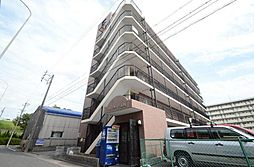 リバーサイド前田[2階]の外観