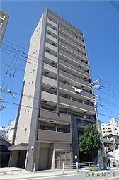 スワンズ大阪アクシオン[1202号室]の外観