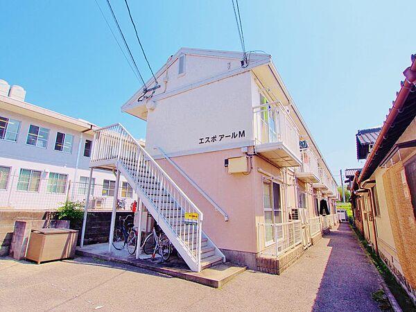 エスポアールM 2階の賃貸【広島県 / 安芸郡海田町】