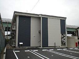 愛知県一宮市伝法寺5丁目の賃貸アパートの外観