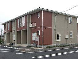 ゼファーII[2階]の外観