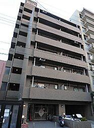 兵庫県神戸市兵庫区中道通1丁目の賃貸マンションの外観
