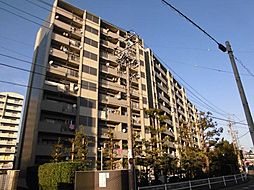 愛知県名古屋市北区鳩岡町1丁目の賃貸マンションの外観