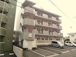 鶴島コーポ[101号室]の外観