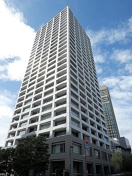 グランパークハイツ[14階]の外観