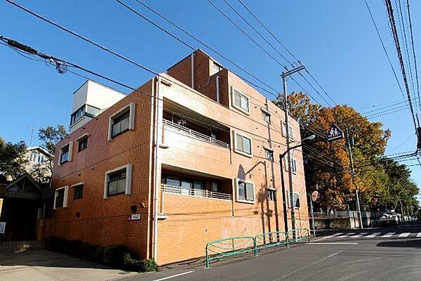 上井草グリーンハイツ3[1階]の外観