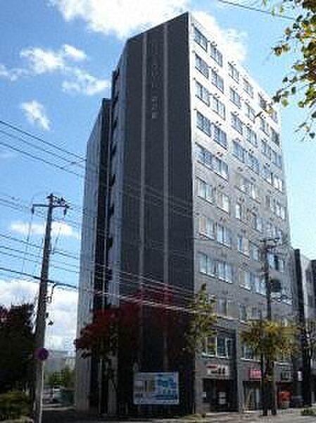 北海道札幌市豊平区中の島二条3丁目の賃貸マンション