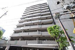 プリムベェール立売堀[9階]の外観