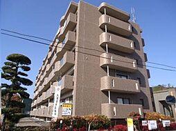 広島県福山市木之庄町3丁目の賃貸マンションの外観