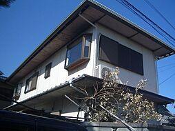 長谷川ハイツ[201号室]の外観