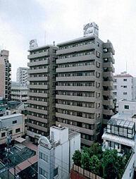 ガラ・ステージ市ヶ谷弐番館[7階号室]の外観