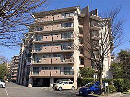 紅梅台ハイツI[5階]の外観