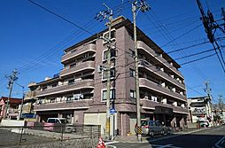 レインボー青柳[4階]の外観
