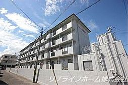 徳島県徳島市南昭和町6丁目の賃貸マンションの外観