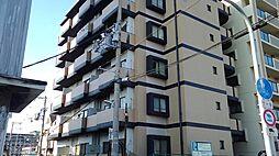 大阪府大阪市住吉区清水丘3丁目の賃貸マンションの外観