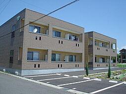 岐阜県可児市川合北3丁目の賃貸アパートの外観