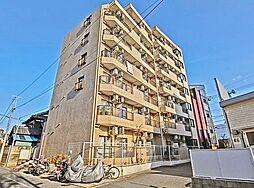 東京都足立区西新井6の賃貸マンションの外観