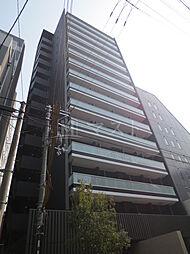 コンフォリア北浜[13階]の外観