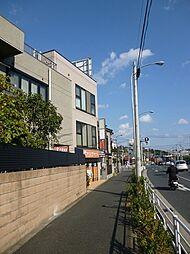 神奈川県横浜市保土ケ谷区保土ケ谷町2丁目の賃貸マンションの外観