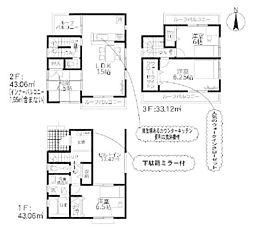 竹ノ塚駅 3,890万円