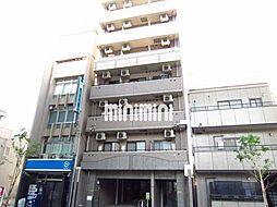 ヒルズ花の木[8階]の外観