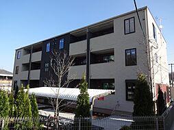 兵庫県西宮市山口町名来1丁目の賃貸アパートの外観