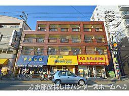 大阪府枚方市宮之阪2丁目の賃貸マンションの外観