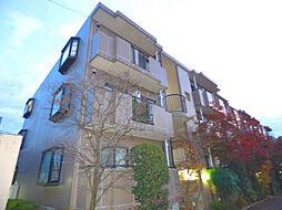 ドルフヤマノウチA[1階]の外観