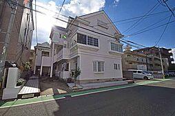 福岡県福岡市早良区室見3丁目の賃貸アパートの外観
