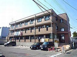 大阪府藤井寺市野中5丁目の賃貸マンションの外観