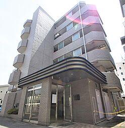 宮城県仙台市若林区新寺3丁目の賃貸マンションの外観