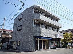神奈川県相模原市南区文京1丁目の賃貸マンションの外観